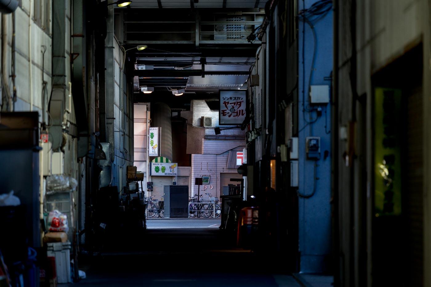 神田駅ガード下界隈
